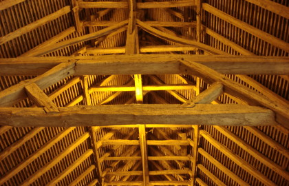 Wooden roof calculations performed by our structural engineers in Nottingham