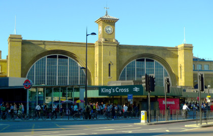 King's cross where we carried out structural engineering consulting